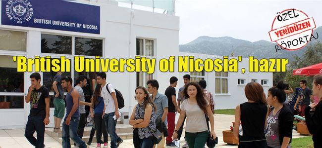 Kuzey Kıbrısta ilk butik üniversite