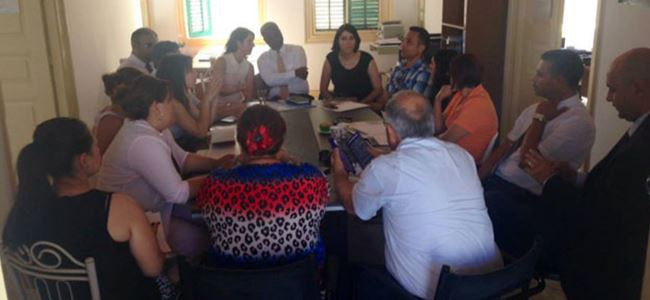 Örgütler Mülteci Hakları için toplandı