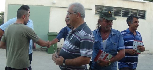 'İttifak'ın meclis üyesi adayları Demirhan'ı ziyaret etti