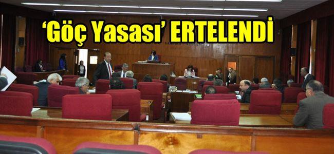 Meclis Genel Kurulu TOPLANDI