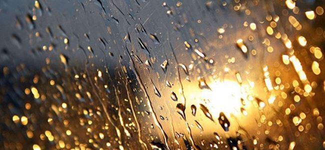 Bugün yağmur bekleniyor