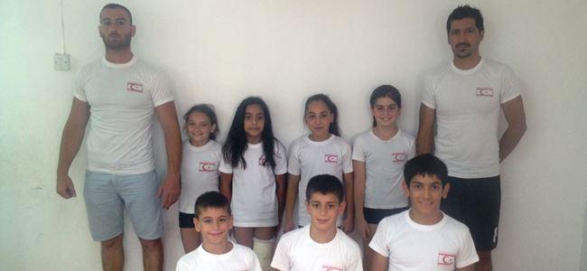 Cimnastikçiler Mersin'de yarışacak