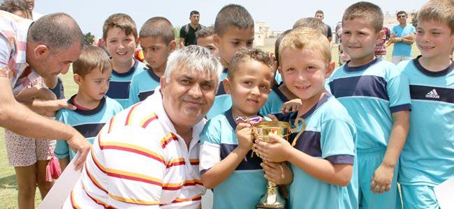 İlk Gün Şampiyonu Mağusa Spor Akademisi
