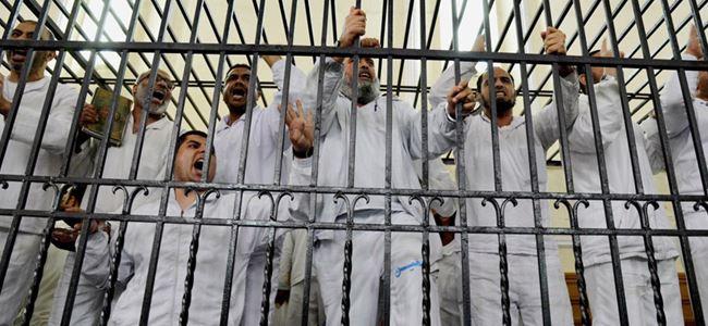 Mısır'da 183 idam cezası onandı