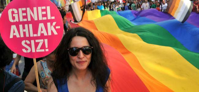 5. Trans Onur Yürüyüşüne Taksim kapalı