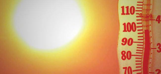 Sıcaklık 40 dereceye çıkacak