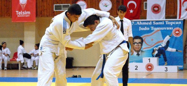 Judo Şampiyonası tamamlandı