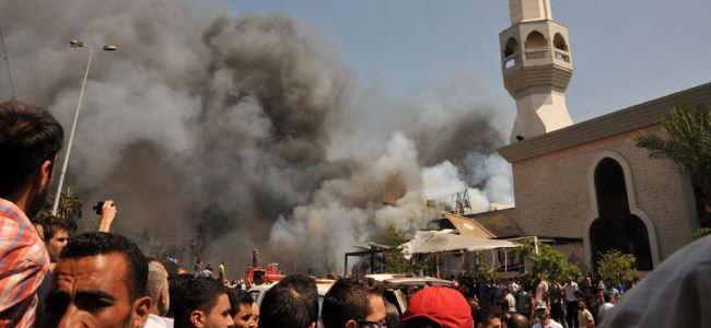 Lübnanda patlama: 1 ölü, 13 yaralı