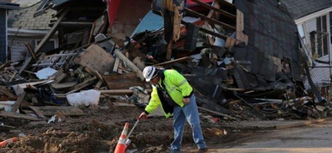 Alaskada 8 büyüklüğünde deprem