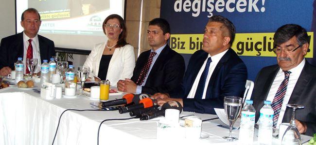 """""""UBP ve DP-UG'nin desteğiyle kazanacağıma inanıyorum"""""""