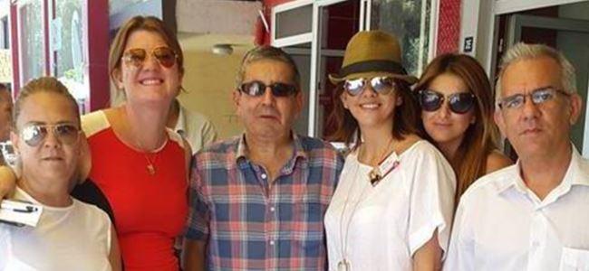 Tekerek Yukarı Girne'yi ziyaret etti