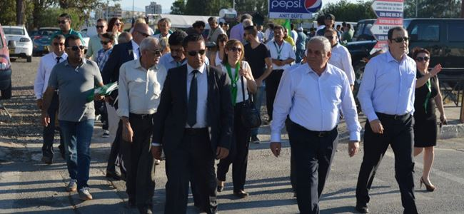 Ortaköy'den CTP geçti: Fellahoğlu'na destek istendi