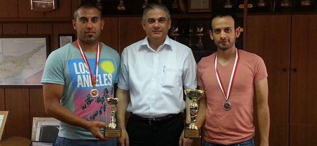 Bursa'da başarılı dereceler