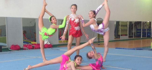 Jimnastikciler İstanbul'da yarışacak