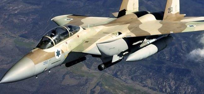 Gazzedeki hava saldırılarında 4 kişi yaralandı
