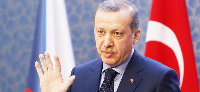 AKP'nin adayı Erdoğan