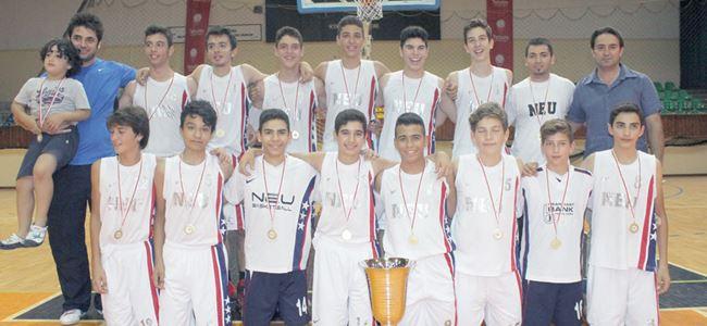 Şampiyonluk YDÜ'nün: 40-37