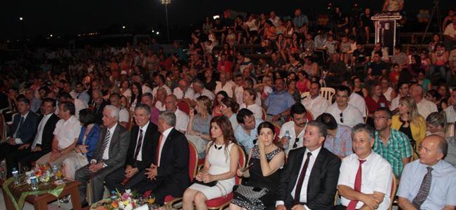 Portakal Festivali BAŞLADI