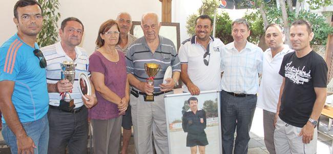 Mehmet Ersoy Anı Turnuvası yapıldı