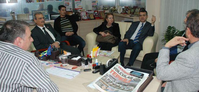"""""""Lefkoşa'yı bu duruma DP-UBP getirdi"""""""