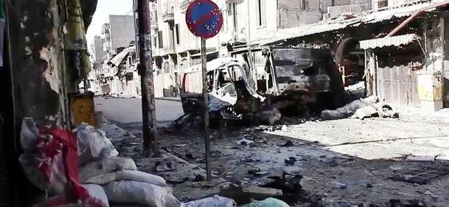 Esad güçlerinin saldırılarında 48 kişi öldü