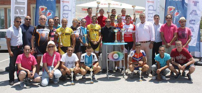 BRT Bisiklet Yarışı yapıldı