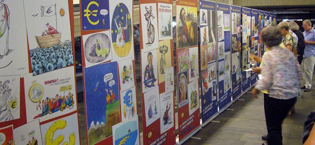Kıbrıslı Türk çizerlerden önemli başarı