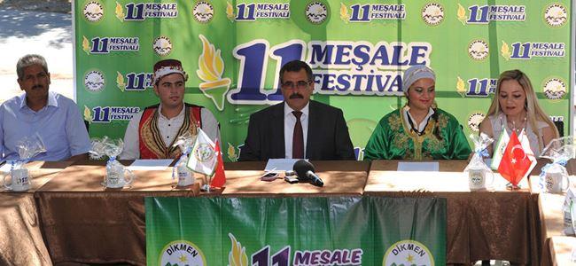 11 Meşale Festivali başlıyor