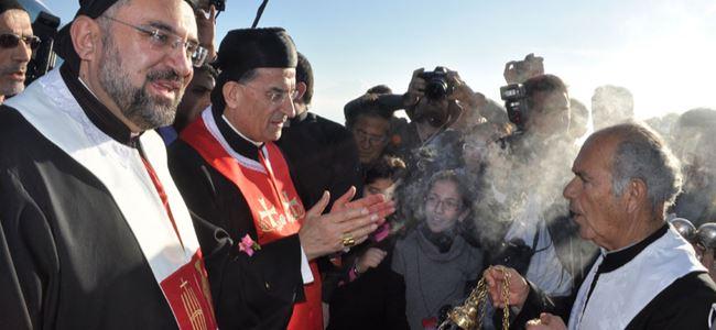 Maronitler, Gürpınar'da ayin yapacak
