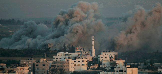 Gazzede saldırının bilançosu AĞIR