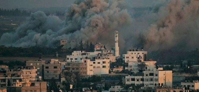 Gazzede ölü sayısı 121e çıktı