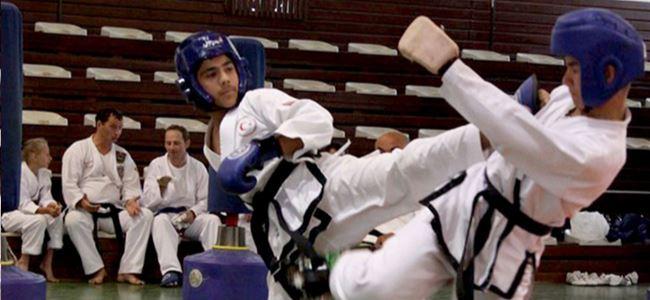 Taekwondocular Choi Hong Hi anısına yarıştı