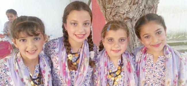Dikmen'de Kıbrıs Gecesi'ne büyük ilgi
