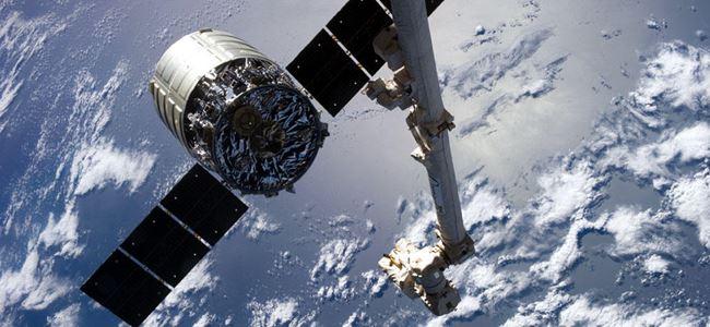 Cygnus kapsülü uzaya fırlatıldı
