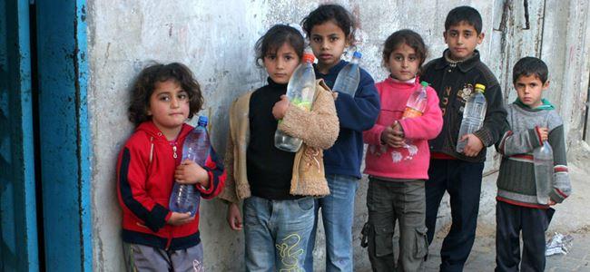 CTP: Çocuklar öldürülmesin şeker de yiyebilsinler
