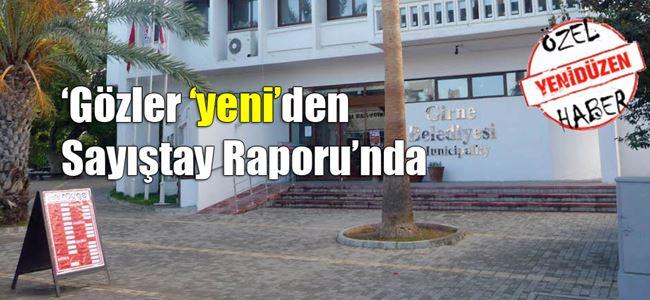 Girne Belediyesinde 52 GERİLİMİ