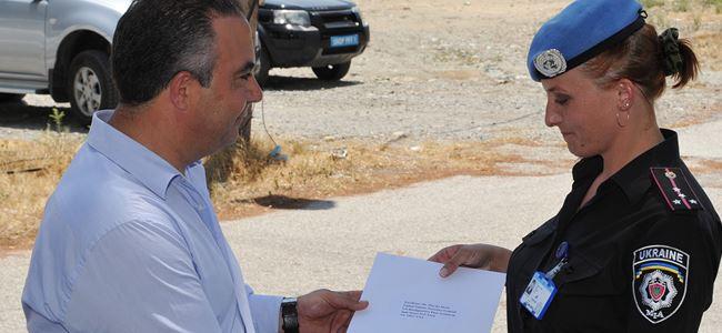 """""""Kıbrıslı Türk Savaş Karşıtları""""ndan BMye mektup"""