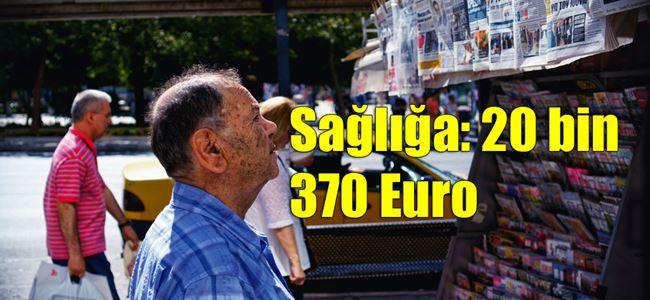 Kuzey Kıbrıstaki harcamalar yayınlandı
