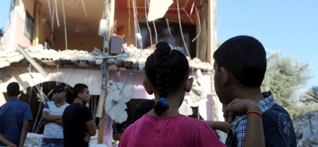 Gazzede ölü sayısı 205'ye yükseldi