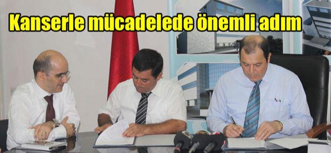 Onkoloji Hastanesi protokolü imzalandı