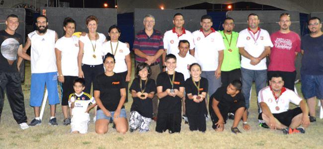 Okçular Barış Kupası'nda yarıştı