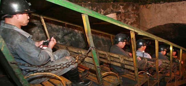 Maden kazasını saklamaya çalıştı
