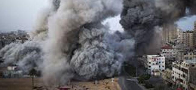 İsrailin Gazzeye saldırıları aralıksız sürüyor