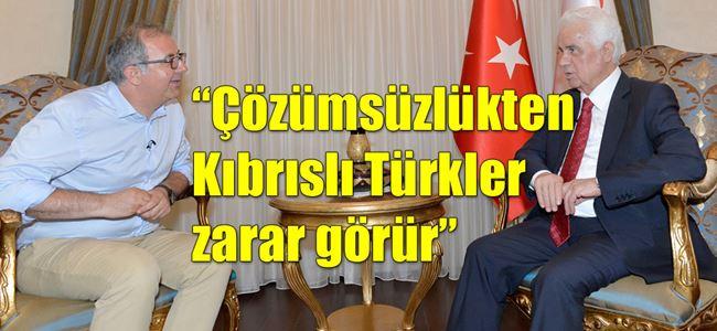 Eroğlu, BBC Türkçenin sorularını yanıtladı