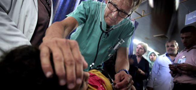 Norveçli Doktor Gilbertin Gazze Mektubu