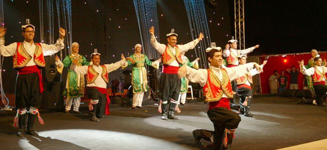 11 Meşale Festivali sona erdi