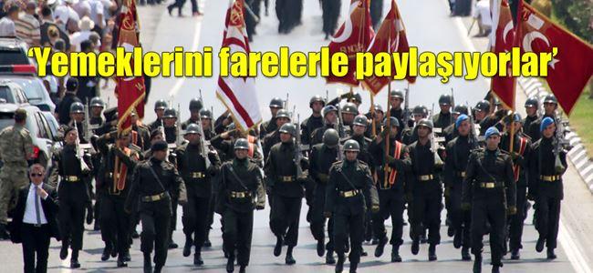 Kıbrıstaki Türk askerlerin durumu TBMMde gündeme geldi