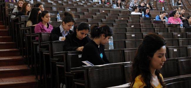 KKTC'ye 7925 öğrenci yerleşti