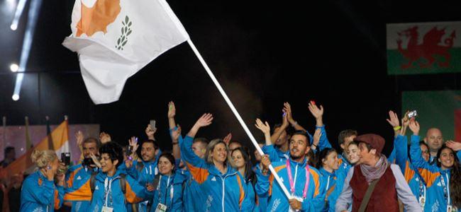 Kıbrıslı sporcular Glasgow'da yarışıyor