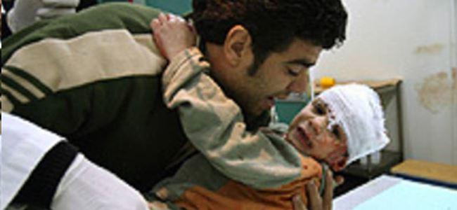 Gazze katliamı: Ölü sayısı 805e yükseldi